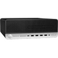 Open Box HP ProDesk 600 G3 SFF Core i5-6500 3.2GHz 8GB 256GB OPAL2 HD530 DVD-W GbE Serial VGA W10P64, 2DR29US#ABA, 35146667, Desktops