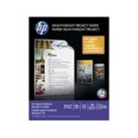 HP 8.5 x 11 40lb. Heavyweight Project Paper (250 Sheets), Z4R14A, 33743089, Paper, Labels & Other Print Media