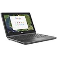 Open Box Dell Chromebook 3180 Celeron N3060 1.6GHz 4GB 16GB SSD 11.6 HD Chrome OS, 83C80, 37522259, Notebooks