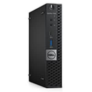 Dell OptiPlex 7050 MFF Core i7-6700T 2.8GHz 8GB 256GB SSD HD530 W7P64-W10P, 3000016811219.1, 34521832, Desktops