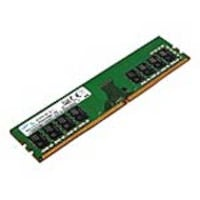 Lenovo 8GB PC4-19200 288-pin DDR4 SDRAM UDIMM, 4X70M60572, 33836496, Memory