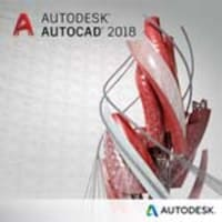 Autodesk Corp. AutoCAD 2018 Commercial New Multi-user ELD Annual Sub w Advanced Support SPZD, 001J1-WWN452-T716-VC, 33874151, Software - CAD