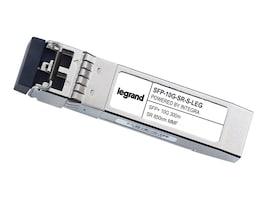 C2G 10GBase-SR SFP+ 850nm 300m LC MM Transceiver (Cisco SFP-10G-SR-S), SFP-10G-SR-S-LEG, 34972431, Network Transceivers