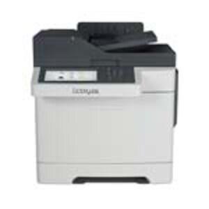 Open Box Lexmark CX517de Multifunction Color Laser Printer, 28EC500, 35635663, MultiFunction - Laser (color)