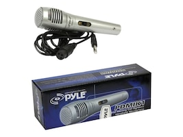 Pyle Professional Moving Coil Dynamic Handheld Microphone, PDMIK1, 13727524, Microphones & Accessories