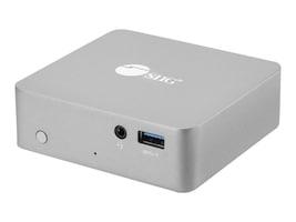 Siig USB-C Mini Docking Station w PD, JU-DK0911-S1, 36247531, Docking Stations & Port Replicators