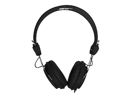 Hamilton TRRS Headset w  In-Line Mic - Black, FV-BLK, 35176516, Headsets (w/ microphone)