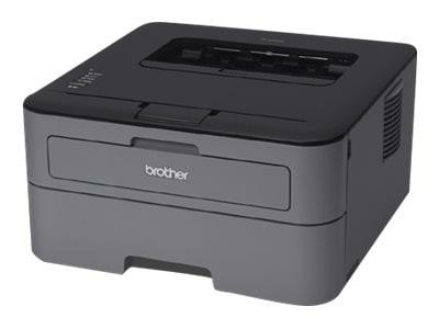 Refurb. Brother HL-L2320D Compact Personal Laser Printer, EHL-L2320D, 33927005, Printers - Laser & LED (monochrome)