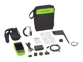 NetAlly AIRCHECK-G2 PLUS EXT-ANT       CPNTAUTO CHARGER AND HOLSTER, AIRCHECK-G2-KIT, 37786537, Network Test Equipment