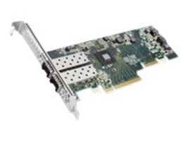 Solarflare XTREMESCALE 2-Port 10GbE 573SFP+ NIC, SFN8522M, 35652834, Network Adapters & NICs