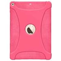 Amzer Silicone Skin Jelly Case for Apple iPad 9.7, Baby Pink, AMZ202279, 34008908, Carrying Cases - Tablets & eReaders