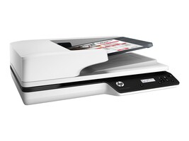 HP ScanJet Pro 3500 F1 Flatbed Scanner, L2741A#201, 30780044, Scanners