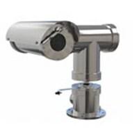 Samsung Explosion Proof PTZ Camera Station with Integrated Wiper, cLC CSA, TNP-6320E2WF-C, 34192426, Cameras - Security