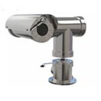 Samsung Explosion Proof PTZ Camera Station, 24VAC Only with wiper, INMETRO, TNP-6320E1WF-M, 34192477, Cameras - Security