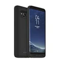 Mophie Juice Pack Battery Case for Samsung Galaxy S8, Black, 3993_JP-SGS8-BLK, 34199425, Batteries - Other