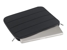 SOLO 13 Bond Notebook Sleeve, Black, PRO113-4, 35982155, Carrying Cases - Notebook