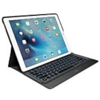 Open Box Logitech CREATE Backlit Keyboard Case w  Smart Connector for 12.9 iPad Pro, Black, 920-007824, 34276793, Keyboards & Keypads
