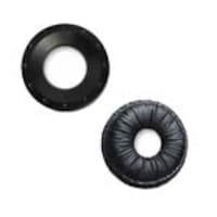 VXi Leather Ear Cushion & Plate for GN2100 Series Headphones, 0440-149, 34312328, Headphone & Headset Accessories