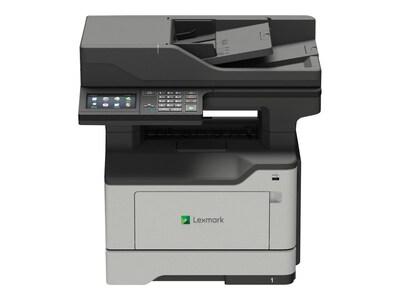 Lexmark MX522adhe Multifunction Mono Laser Printer, 36S0840, 35476560, MultiFunction - Laser (monochrome)