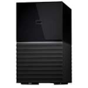 WD 16TB My Book Duo Desktop RAID Storage, WDBFBE0160JBK-NESN, 34369914, Direct Attached Storage