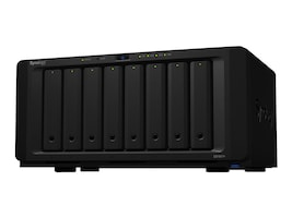 Synology DS1817+ (8GB) Main Image from Right-angle