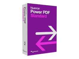 Nuance Power PDF 2.0 Standard Retail -English, AS09A-G00-2.0, 32247850, Software - File Sharing