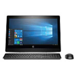 HP ProOne 400 G3 3.2GHz Core i3 4GB RAM 500GB hard drive   - 20.00in Display, 3JR48US#ABA, 34872966, Desktops