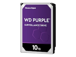 WD WD100PURZ Main Image from Right-angle