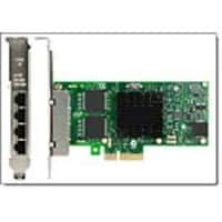 Lenovo ThinkSystem I350-T4 PCIe 1Gb 4-Port RJ45 Ethernet Adapter By Intel, 7ZT7A00535, 34537674, Network Adapters & NICs