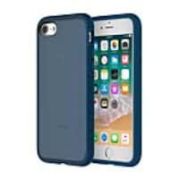 Incipio Octane Shock Absorbing Co-Molded Case for iPhone 7 iPhone 8, Navy, IPH-1469-NVY, 34608292, Carrying Cases - Phones/PDAs