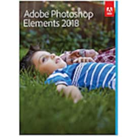 Adobe Photoshop Elements 2018 DVD, 65281995, 34677263, Software - Image Manipulation & Management