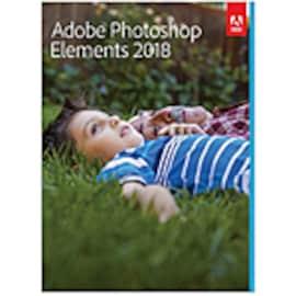 Adobe Photoshop Elements 2018 DVD, 65281995, 34677263, Software - Image Manipulation & Management