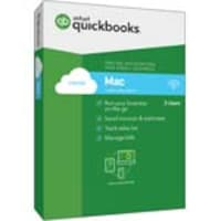 Intuit QuickBooks Online for Mac 2018, 433427, 34695630, Software - Financial