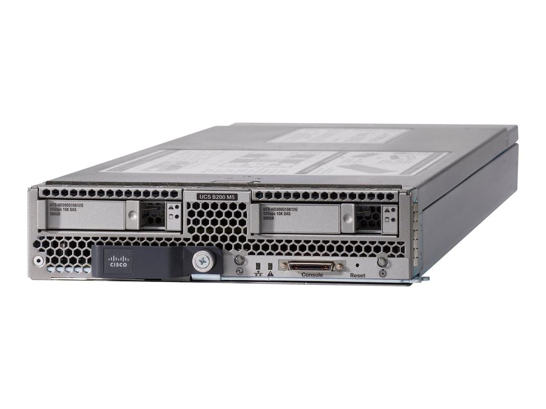 Cisco UCS SmartPlay B200 M5 Intel 2 4GHz Xeon Gold Xeon Gold