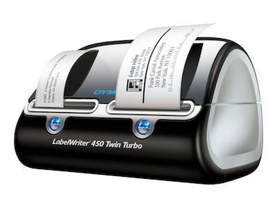 DYMO LabelWriter 450 Twin Turbo Printer, 1752266, 9710201, Printers - Label