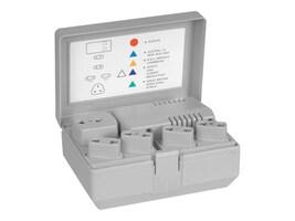 Pyle Travel Voltage Converter Transformer 50-1600 Watt Kit, PVKT130, 33249161, Power Converters