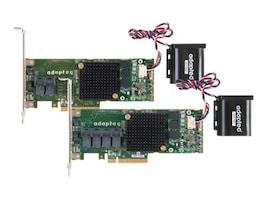 Adaptec RAID 7805Q Single SAS SATA PCIe Controller, 2274300-R, 14775721, RAID Controllers