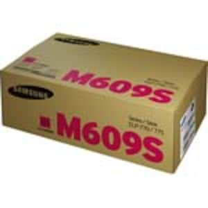 Open Box HP Samsung CLT-M609S Magenta Toner Cartridge, SU352A, 36723841, Toner and Imaging Components - OEM
