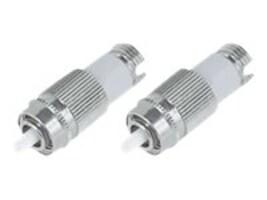 AddOn 20dB Fiber Optic Attenuator, 2-Pack, ADD-ATTN-FCPC-20DB, 16354161, Cable Accessories