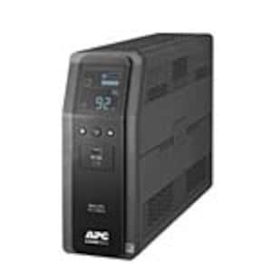 APC Back UPS Pro BR 1000VA, SineWave, (10) Outlets (2) USB Charging Ports, AVR, BR1000MS, 37039558, Battery Backup/UPS