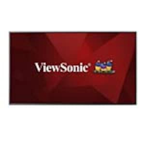 Open Box ViewSonic 54.6 CDE5510 4K Ultra HD LED-LCD Display, Black, CDE5510, 37979443, Monitors - Large Format