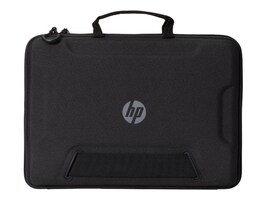 HP 11.6 Always On Notebook Case, Black, 2MY57UT, 34732242, Carrying Cases - Notebook
