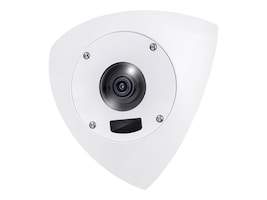 4Xem 3MP Outdoor Network Corner Dome Camera with 2.8mm Fixed Lens, CD8371-HNVF2, 34790186, Cameras - Security