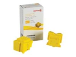 Xerox Yellow Ink Sticks for ColorQube 8570 & 8580 Series (2-pack), 108R00928, 12150410, Toner and Imaging Components