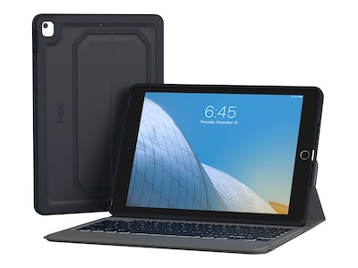 Zagg ZAGG Messenger Folio Rugged Tablet Case for iPad 10.2, 103104651, 38043049, Carrying Cases - Tablets & eReaders