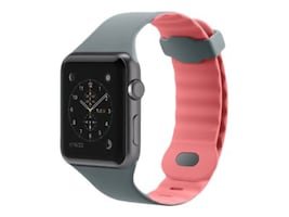 Belkin Sport Band for Apple Watch, 42mm, Pink, F8W730BTC01, 33418729, Wearable Technology