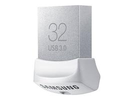 Samsung 64GB USB 3.0 FIT Flash Drive, MUF-64BB/AM, 30833628, Flash Drives
