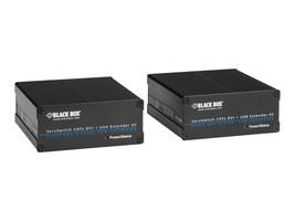 Black Box HDMI DVI USB EC Series KVM CATx Extender Kit, ACX300-R2, 35693556, Video Extenders & Splitters