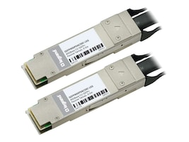 C2G (Cables To Go) QSFP40GPDAC50C-LEG Main Image from Left-angle