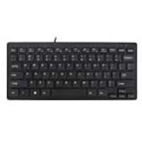 Adesso SlimTouch Mini USB Keyboard, AKB-111UB, 35019668, Keyboards & Keypads
